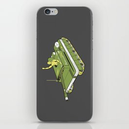 The Art of War iPhone Skin