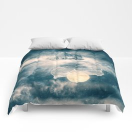 I'll bring you the MOON Comforters