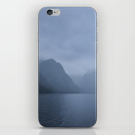Doubtful Sound #1 iPhone Skin