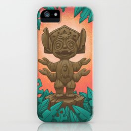 Tiki 626 iPhone Case