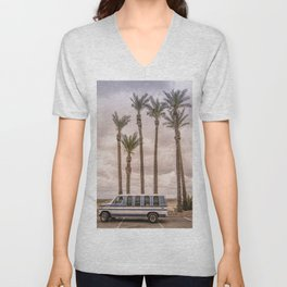 Econoline Palm Parking Unisex V-Neck