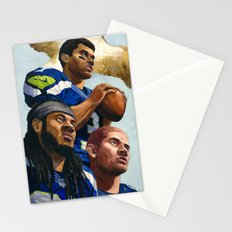 Seahawks Stationery Cards
