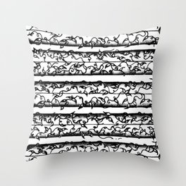 Look at the Forests (1) Throw Pillow