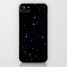 Cosmic Galaxy Photo Edit iPhone (5, 5s) Slim Case