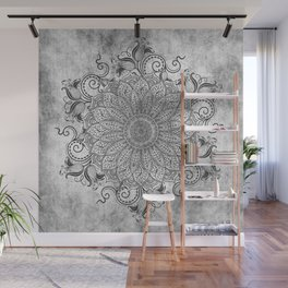 Ashes Wall Mural