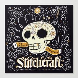 Stitchcraft Canvas Print