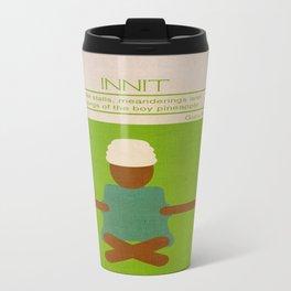 Boy Pineapple Travel Mug