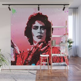 The Rocky Horror Picture Show - Pop Art Wall Mural