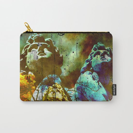 THE ANGELS CALL YOUR NAME Carry-All Pouch
