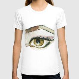 Brown eye T-shirt