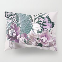 Tropical Girl 3 Pillow Sham