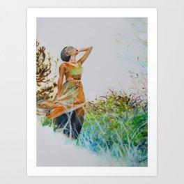 """Freedom"" Art Print"