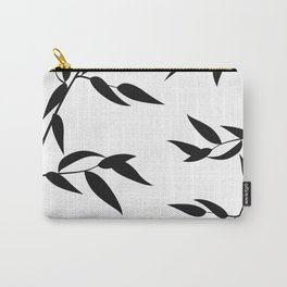 leaves - minimal art Carry-All Pouch