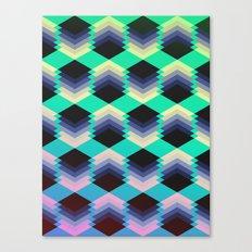 Geometry #02 Canvas Print
