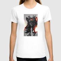 zodiac T-shirts featuring Zodiac Aries by Benedick Bana