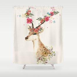 Doe 1 Shower Curtain