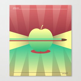 Apple 05 Canvas Print