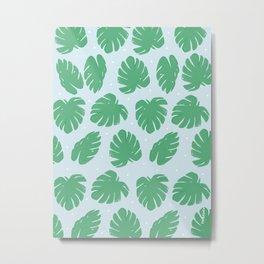 Tropical pattern 1 Metal Print