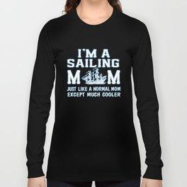 SAILING MOM Long Sleeve T-shirt