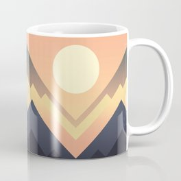 The Sun Rises Coffee Mug