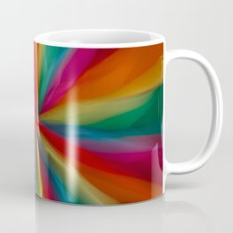 Rainbow twister Coffee Mug