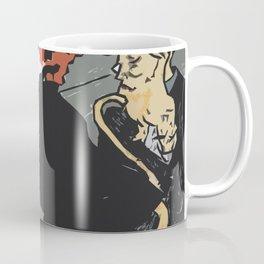After Lautrec - Divan Japonais Coffee Mug