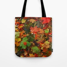 Lotta Leaves Tote Bag