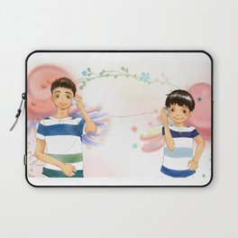Mental Telepathy  Laptop Sleeve
