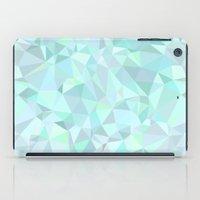 mint iPad Cases featuring Mint by Kimsa