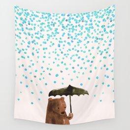 Rain rain go away Wall Tapestry