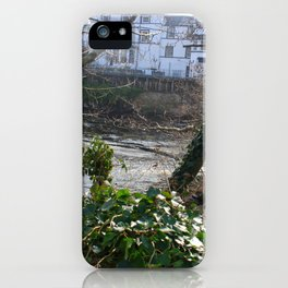 Fast Current On Early Spring iPhone Case