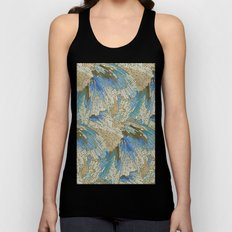 Abstract Sea Shells Unisex Tank Top