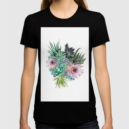 Succulent Bouquet T-shirt