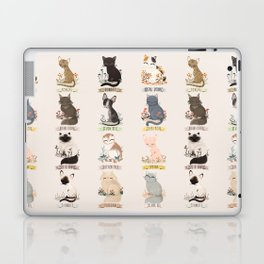 Cats Breed Laptop & iPad Skin