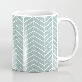 stonewashed blue Coffee Mug