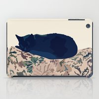 kitty iPad Cases featuring Kitty by Anna McKay