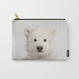 Polar Bear - Colorful Carry-All Pouch