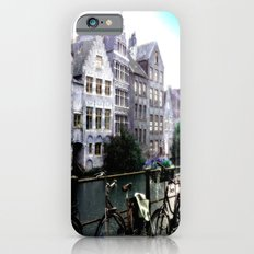 Gent, Belgium Postcard/Print iPhone 6s Slim Case
