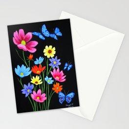 Wildflowers-3 Stationery Cards