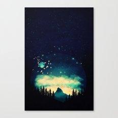Stellanti Nocte Canvas Print