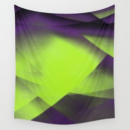 Purple Color Package Wall Tapestry