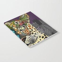 leopard queen Notebook