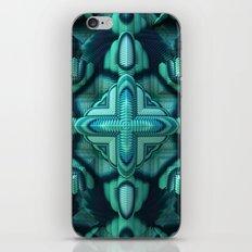 Cool Mint iPhone & iPod Skin