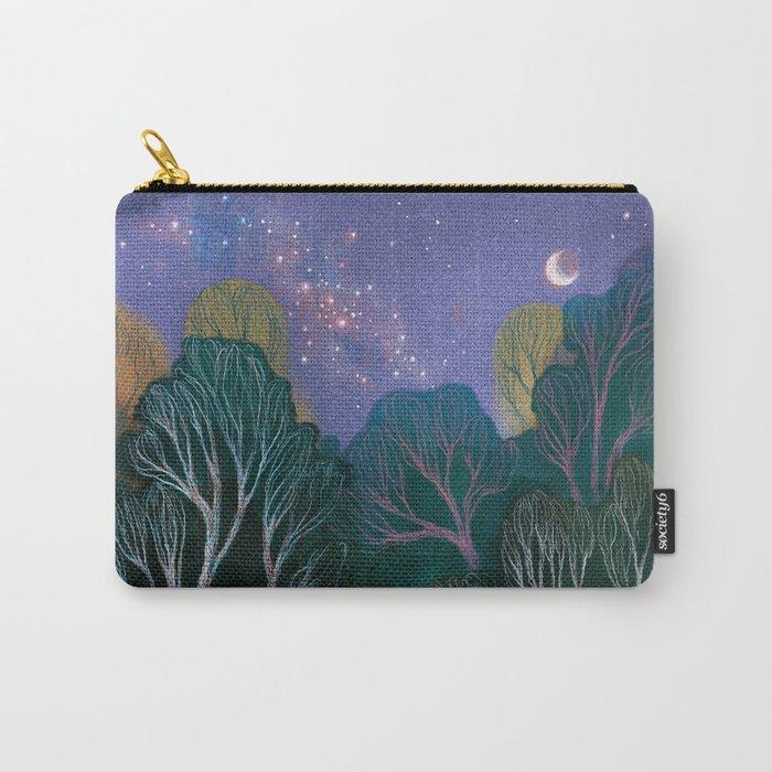 Starlit Woods Tasche