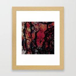 Burns Road Framed Art Print