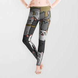 The Glaring - Scandinavian Palette Leggings