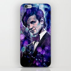 The Eleventh Doctor iPhone & iPod Skin