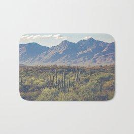 Wild West III - Tucson Bath Mat