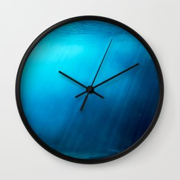 Under the sea Wall Clock
