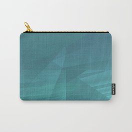 Mystical Blue Carry-All Pouch